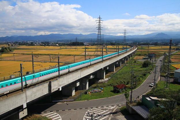 東北新幹線はやぶさ02