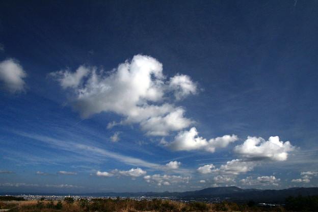 Photos: 東岳と雲01