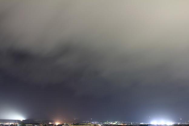 Photos: 夜の雲01