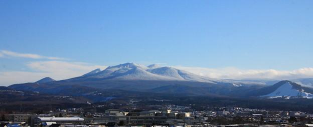 冬の八甲田山02