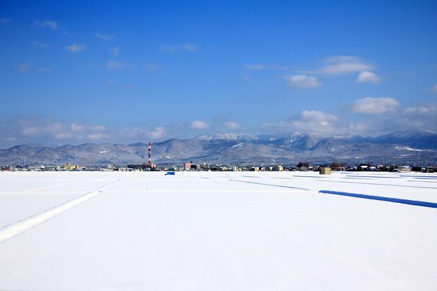 Photos: 雪原現る03