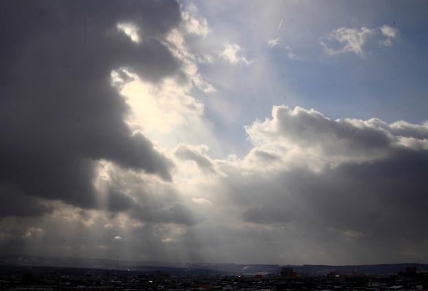 日中の光芒01