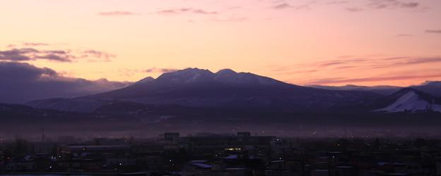 八甲田の夜明け01