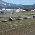Photos: 農作業始まる02