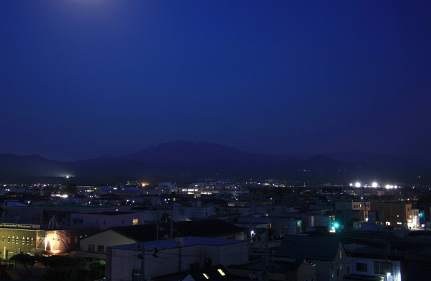 月明かりで01