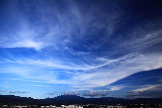 Photos: 空はキャンバス