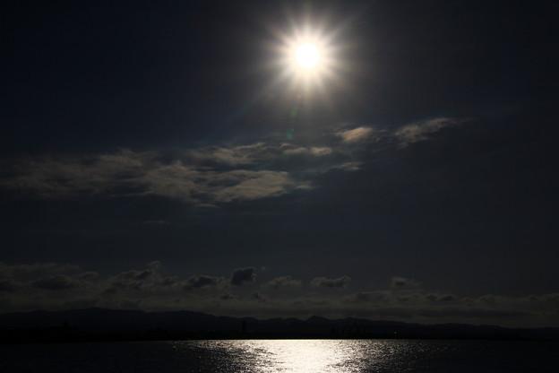 夏至の夕刻