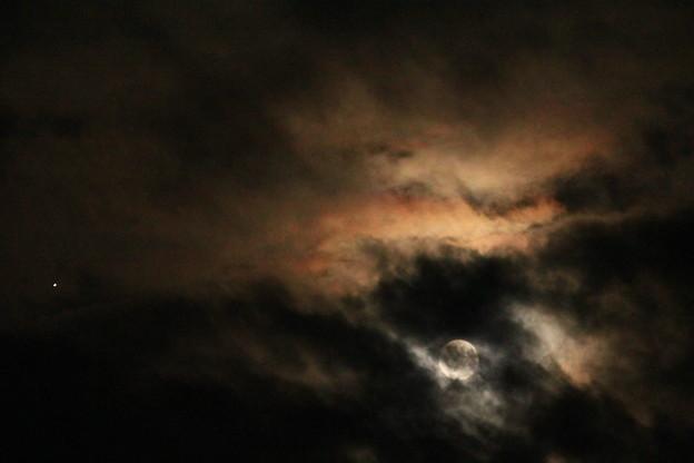 夜空を焦がす