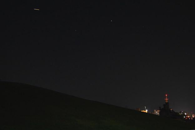 Photos: 土星&木星