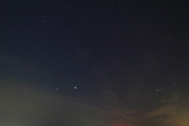 Photos: 南の星空