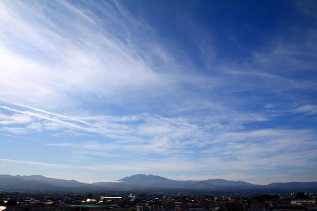 Photos: 雲はアーティスト1