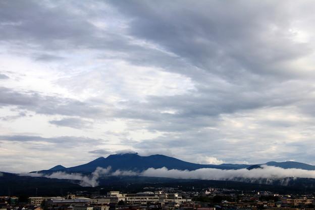 雲と戯れる1