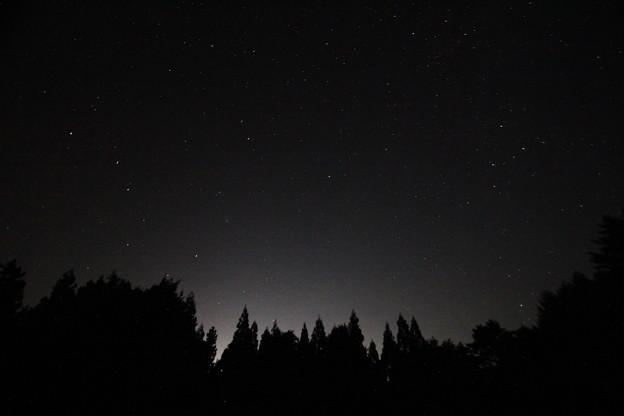 Photos: 北極星を探せ