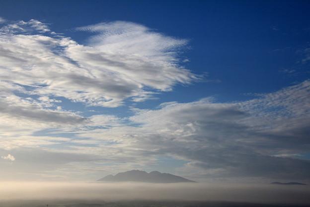Photos: 雲上のハ甲田山1