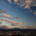 Photos: 猛暑日の夕暮れ1