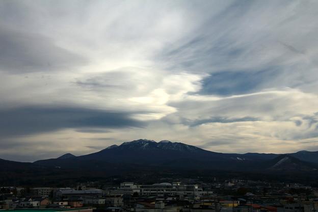 晩秋の八甲田山1
