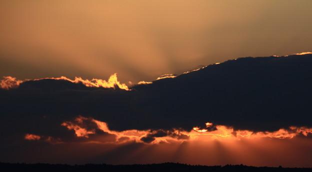 陽が落ちる頃3