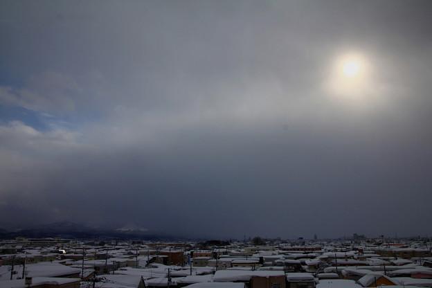 Photos: 光射す