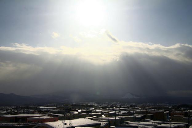 Photos: 天の光