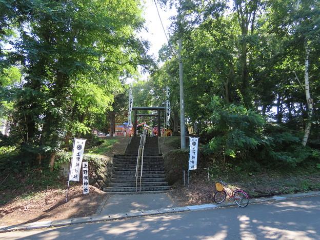 上野幌神社神社祭りIMG_0317