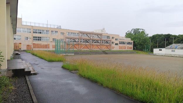 青葉小学校 旧下野幌小学校 DSC_0503