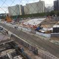 Photos: 脳外科及び複合商業施設建設予定地工事現場 DSC_0588