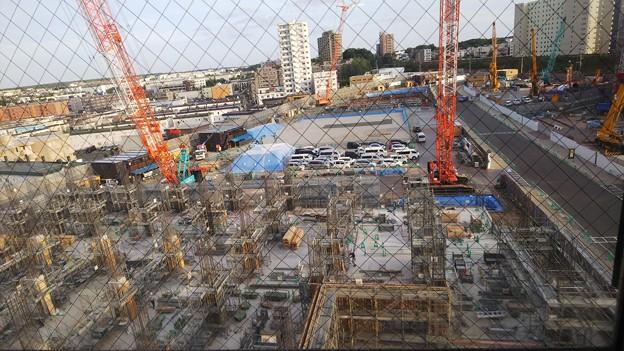 脳外科及び複合商業施設建設予定地工事現場 DSC_0001