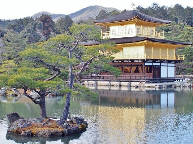 輝く金閣寺