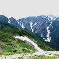 八方尾根より白馬連峰風景1
