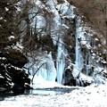 三十槌の氷柱風景13