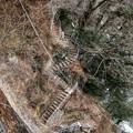 大滝発電所に下りる階段風景1