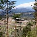 新府城跡よりの桃源郷風景2