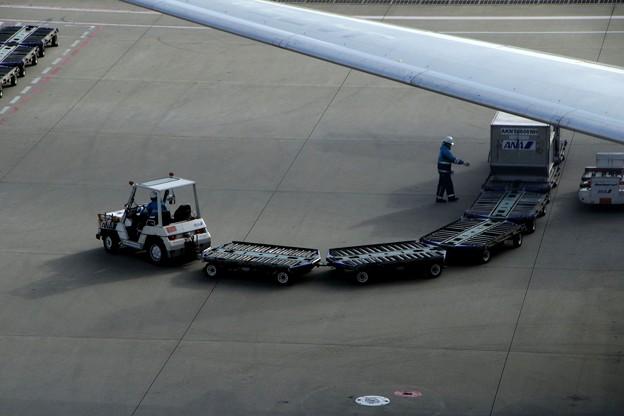荷物運搬車