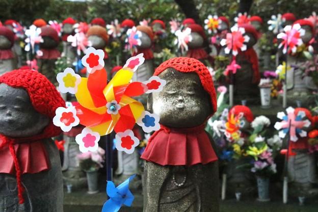 増上寺 千躰子育地蔵菩薩1