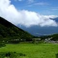 千畳敷カール 剣ケ池方面風景