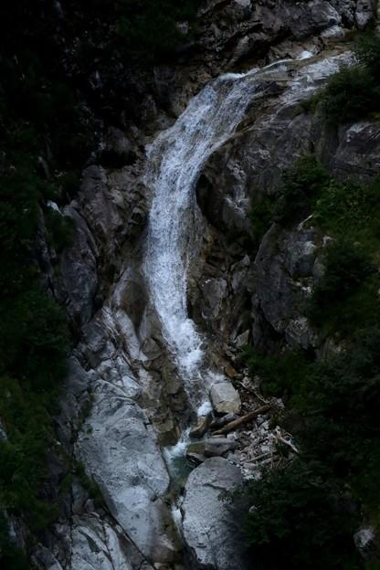 駒ヶ岳の滝6