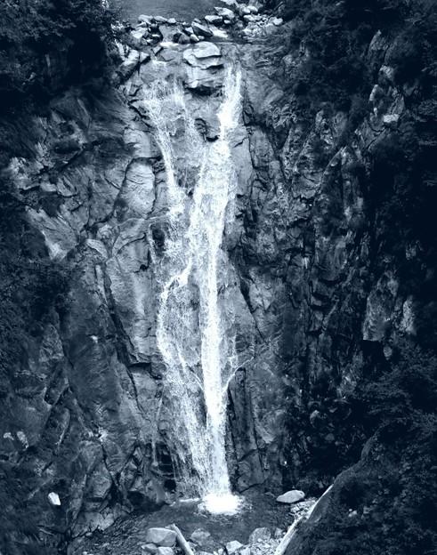駒ヶ岳の滝8