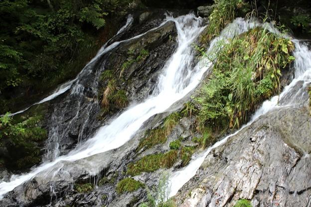 夢の滝の3