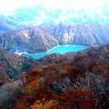 二居湖(ふたいこ)の紅葉6