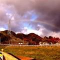虹のお迎え