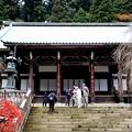 大雄山のお参り1