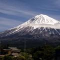 Photos: 富士山の勇壮
