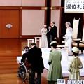 Photos: 退位礼正殿の儀2
