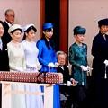 Photos: 退位礼正殿の儀4