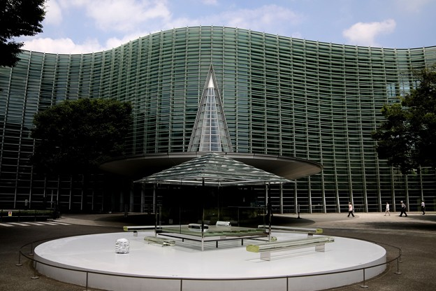 国立真美術館建物