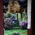 Photos: 三千院のポスター