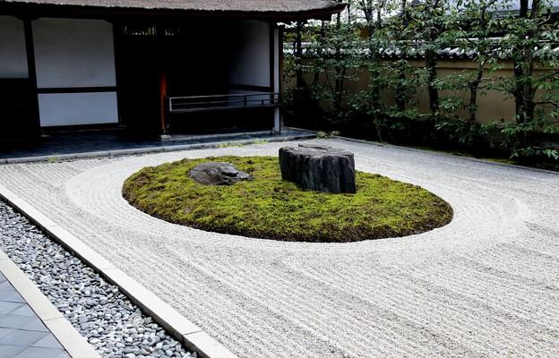 龍源院の方丈前庭園
