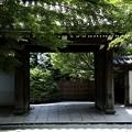 龍安寺(りょうあんじ)山門