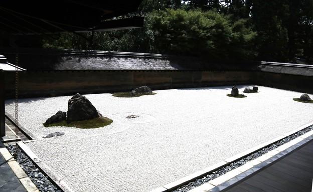 龍安寺の石庭3