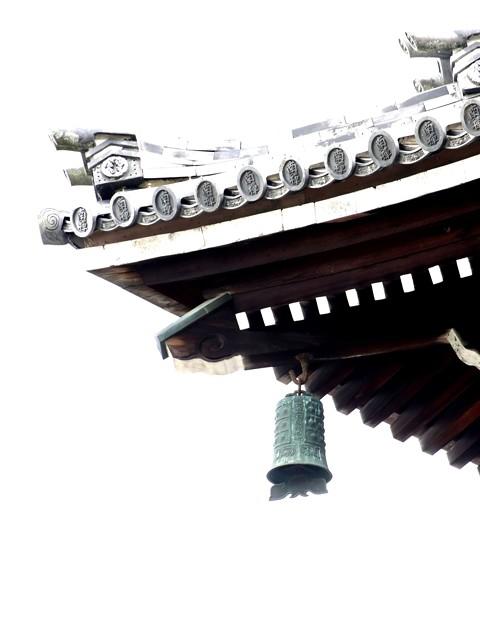 南禅寺 三門のホウチャク